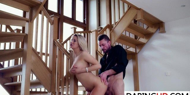 big cock for sexy blonde wife sienna day