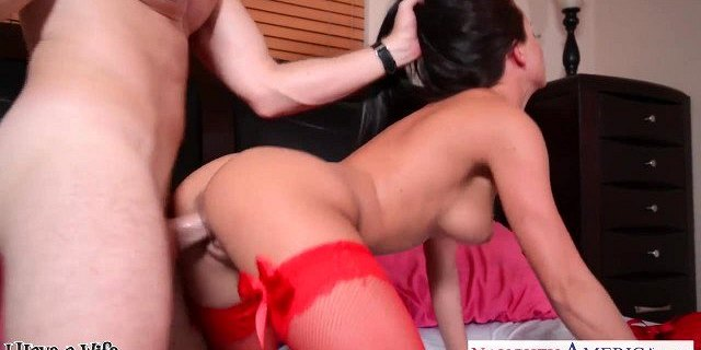 brunette wife rahyndee james fucking