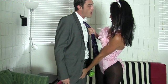 fucked by a bunny w veronica love