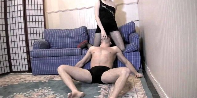 teased and used by orias bastet femdom face sitting cbt