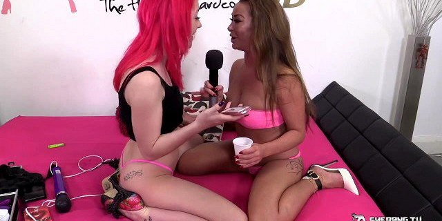 licking and tasting young tight lesbian pussy