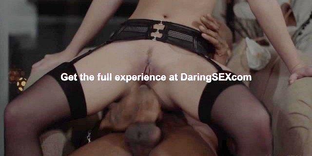 daringsex com lea guerlin rides black cock