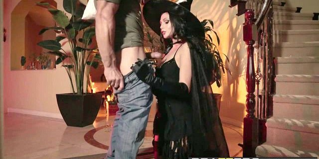 brazzers real wife stories dick or treat scene starring