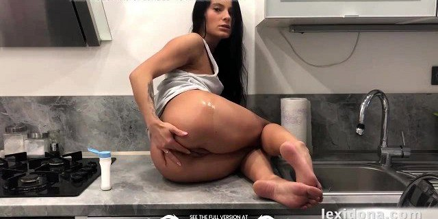 lexidona anal massage home made