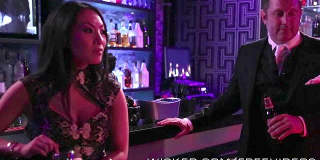 wicked pornstars orgy at the club