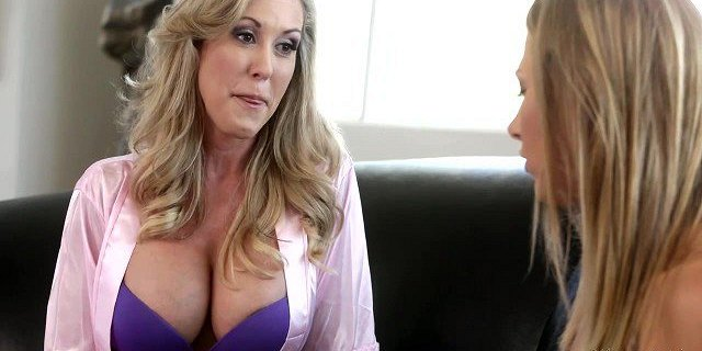 brandi love and carter cruise at mommy